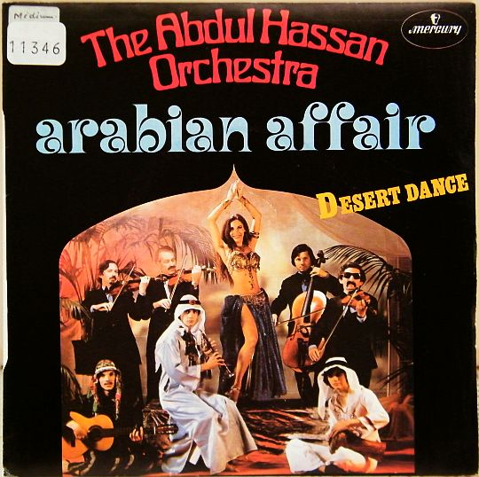 Abdul Hassan Orchestra The Arabian Affair