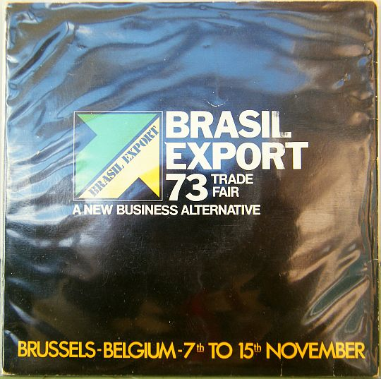 recto Brasil Export 73 - Brussels Collector