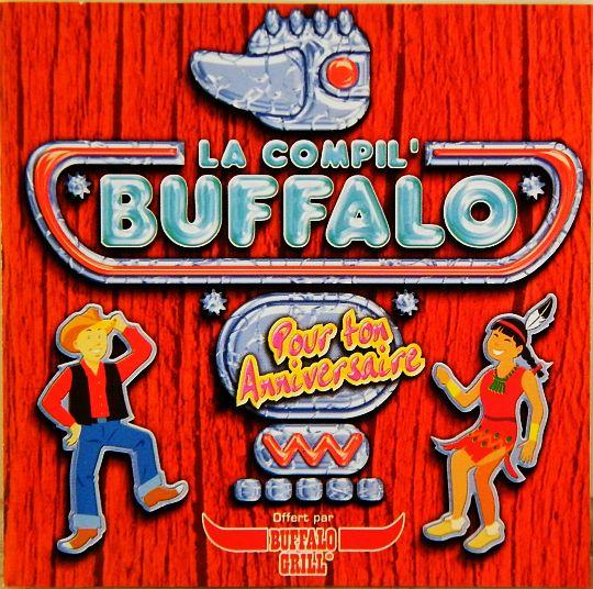 animation anniversaire buffalo