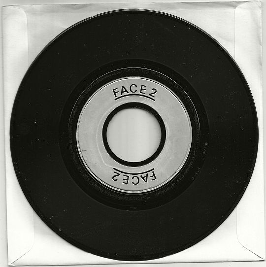 45 tours Test Pressing face 2 de David Koven - A gozar mi montuno