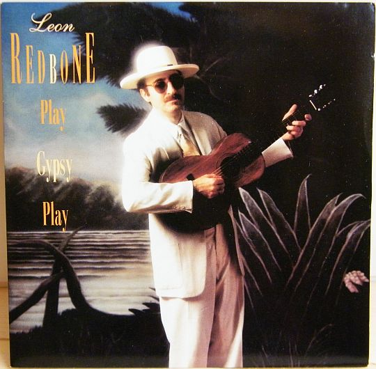 recto du 45 tours promotionnel de Leon REDBONE - Play gipsy play